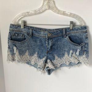 Rue 21 Womens Shorts  Size 11/12 short